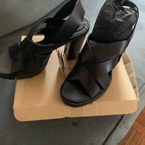 Zara Size 8 heels